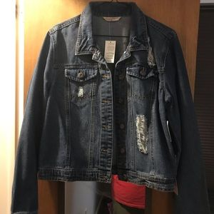 Jacket from Charlotte Russe
